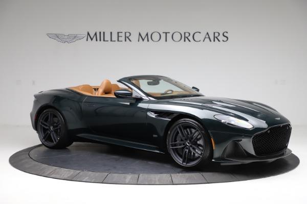 New 2021 Aston Martin DBS Superleggera Volante for sale $392,916 at Bugatti of Greenwich in Greenwich CT 06830 9