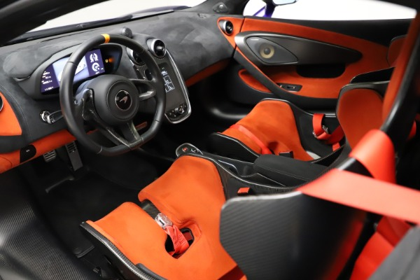 Used 2019 McLaren 600LT for sale $234,900 at Bugatti of Greenwich in Greenwich CT 06830 15