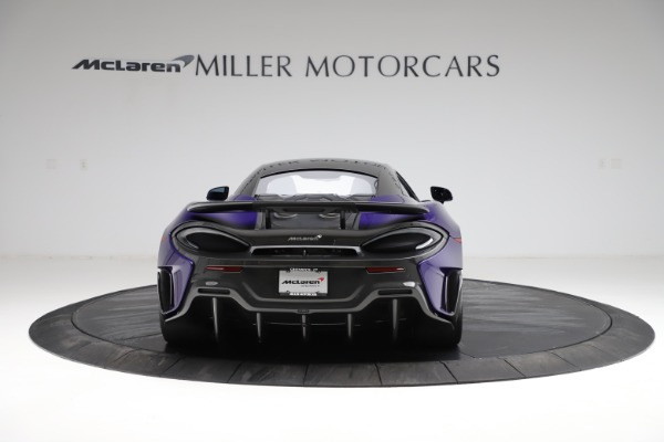 Used 2019 McLaren 600LT for sale $234,900 at Bugatti of Greenwich in Greenwich CT 06830 5