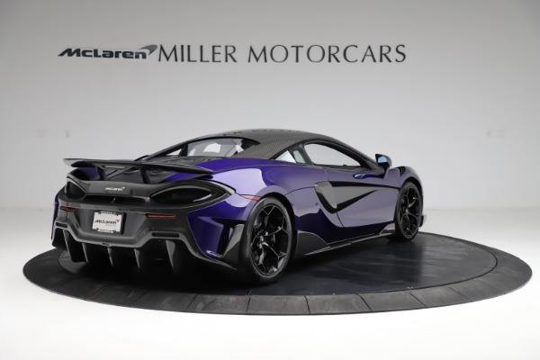 Used 2019 McLaren 600LT for sale $234,900 at Bugatti of Greenwich in Greenwich CT 06830 6
