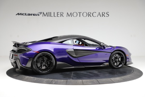 Used 2019 McLaren 600LT for sale $234,900 at Bugatti of Greenwich in Greenwich CT 06830 7