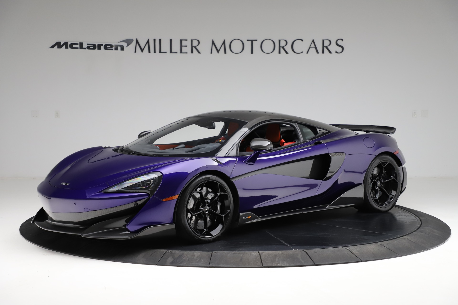 Used 2019 McLaren 600LT for sale $234,900 at Bugatti of Greenwich in Greenwich CT 06830 1