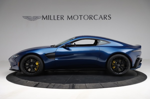 New 2021 Aston Martin Vantage Coupe for sale $179,386 at Bugatti of Greenwich in Greenwich CT 06830 2