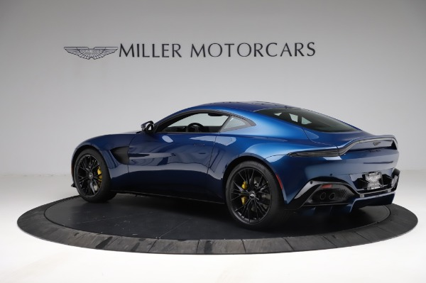 New 2021 Aston Martin Vantage Coupe for sale $179,386 at Bugatti of Greenwich in Greenwich CT 06830 3