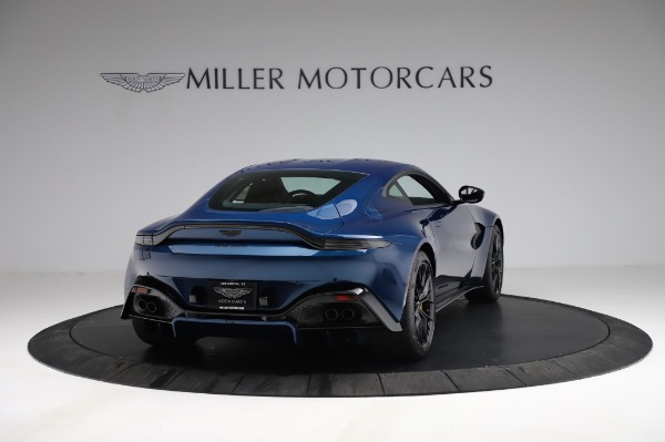 New 2021 Aston Martin Vantage Coupe for sale $179,386 at Bugatti of Greenwich in Greenwich CT 06830 6