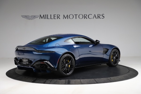 New 2021 Aston Martin Vantage Coupe for sale $179,386 at Bugatti of Greenwich in Greenwich CT 06830 7