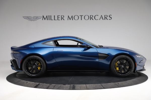 New 2021 Aston Martin Vantage Coupe for sale $179,386 at Bugatti of Greenwich in Greenwich CT 06830 8