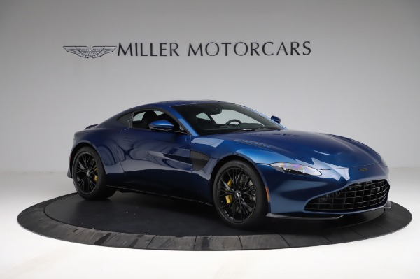 New 2021 Aston Martin Vantage Coupe for sale $179,386 at Bugatti of Greenwich in Greenwich CT 06830 9