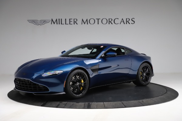 New 2021 Aston Martin Vantage Coupe for sale $179,386 at Bugatti of Greenwich in Greenwich CT 06830 1