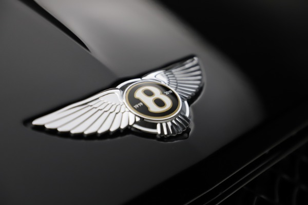 New 2020 Bentley Continental GT W12 for sale $290,305 at Bugatti of Greenwich in Greenwich CT 06830 14