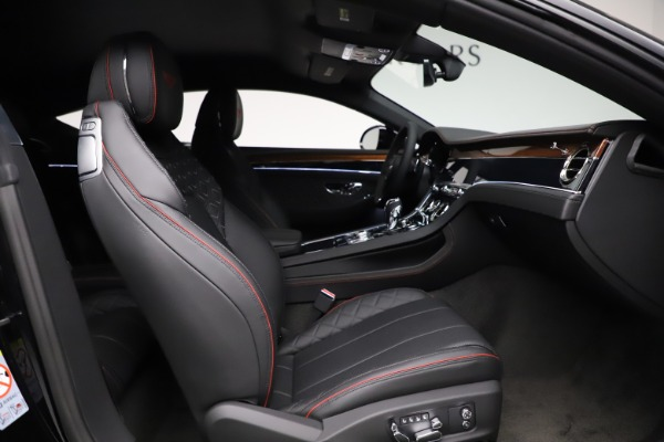 New 2020 Bentley Continental GT W12 for sale $290,305 at Bugatti of Greenwich in Greenwich CT 06830 24