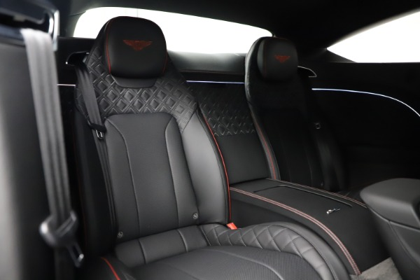 New 2020 Bentley Continental GT W12 for sale $290,305 at Bugatti of Greenwich in Greenwich CT 06830 26
