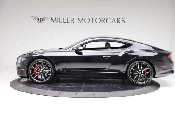 New 2020 Bentley Continental GT W12 for sale $290,305 at Bugatti of Greenwich in Greenwich CT 06830 3