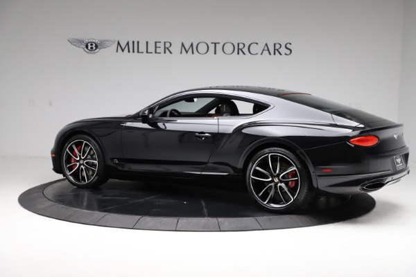 New 2020 Bentley Continental GT W12 for sale $290,305 at Bugatti of Greenwich in Greenwich CT 06830 4