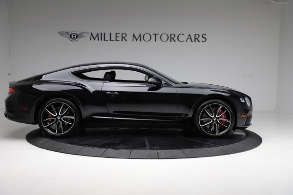 New 2020 Bentley Continental GT W12 for sale $290,305 at Bugatti of Greenwich in Greenwich CT 06830 9
