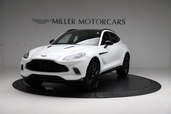 New 2021 Aston Martin DBX for sale $210,386 at Bugatti of Greenwich in Greenwich CT 06830 13