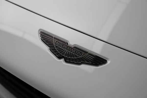 New 2021 Aston Martin DBX for sale $210,386 at Bugatti of Greenwich in Greenwich CT 06830 25