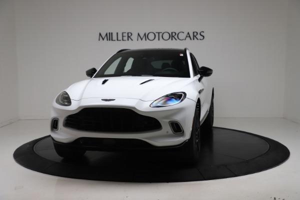 New 2021 Aston Martin DBX for sale $206,286 at Bugatti of Greenwich in Greenwich CT 06830 11