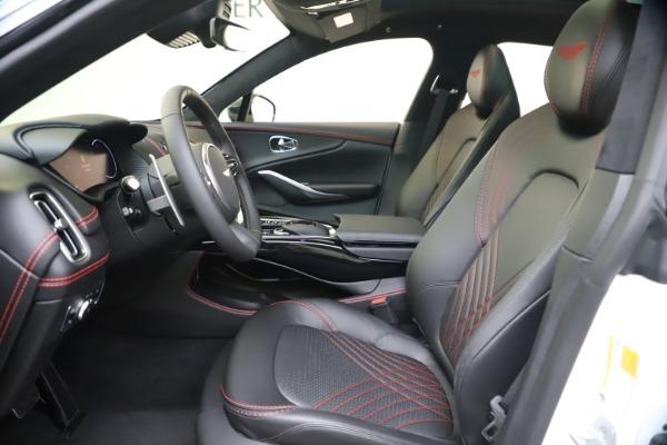 New 2021 Aston Martin DBX for sale $206,286 at Bugatti of Greenwich in Greenwich CT 06830 12