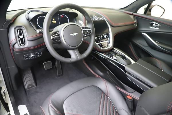 New 2021 Aston Martin DBX for sale $206,286 at Bugatti of Greenwich in Greenwich CT 06830 13