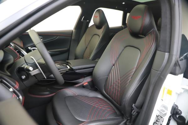 New 2021 Aston Martin DBX for sale $206,286 at Bugatti of Greenwich in Greenwich CT 06830 14