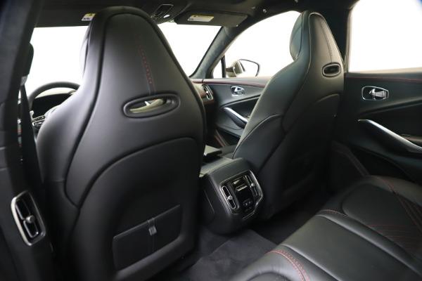 New 2021 Aston Martin DBX for sale $206,286 at Bugatti of Greenwich in Greenwich CT 06830 17