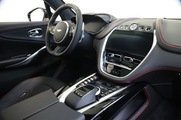 New 2021 Aston Martin DBX for sale $206,286 at Bugatti of Greenwich in Greenwich CT 06830 19