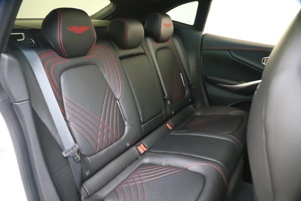 New 2021 Aston Martin DBX for sale $206,286 at Bugatti of Greenwich in Greenwich CT 06830 21