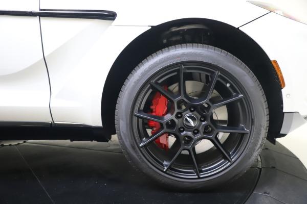 New 2021 Aston Martin DBX for sale $206,286 at Bugatti of Greenwich in Greenwich CT 06830 22