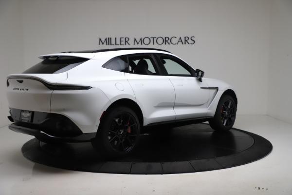 New 2021 Aston Martin DBX for sale $206,286 at Bugatti of Greenwich in Greenwich CT 06830 6