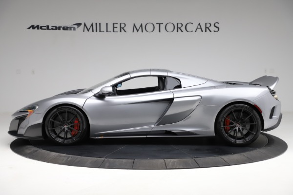 Used 2016 McLaren 675LT Spider for sale $275,900 at Bugatti of Greenwich in Greenwich CT 06830 15