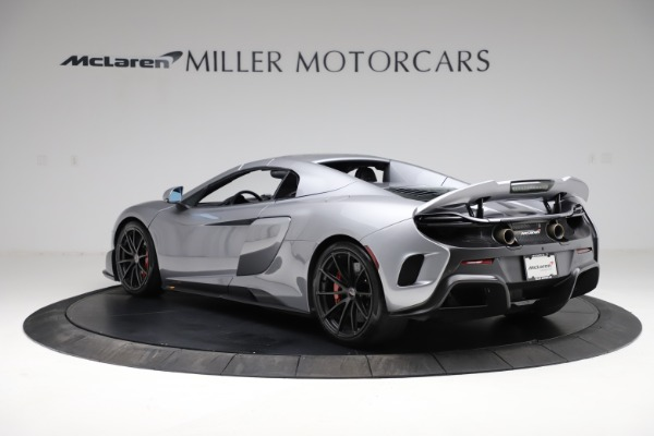 Used 2016 McLaren 675LT Spider for sale $275,900 at Bugatti of Greenwich in Greenwich CT 06830 16