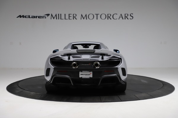 Used 2016 McLaren 675LT Spider for sale $275,900 at Bugatti of Greenwich in Greenwich CT 06830 17
