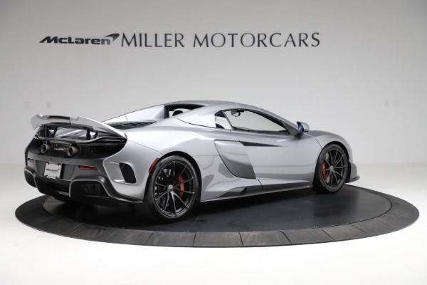 Used 2016 McLaren 675LT Spider for sale $275,900 at Bugatti of Greenwich in Greenwich CT 06830 18