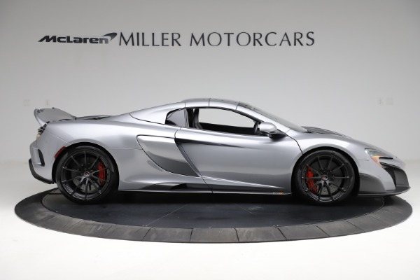 Used 2016 McLaren 675LT Spider for sale $275,900 at Bugatti of Greenwich in Greenwich CT 06830 19