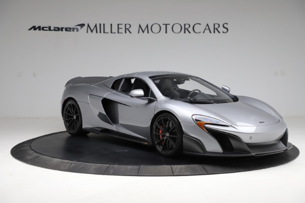 Used 2016 McLaren 675LT Spider for sale $275,900 at Bugatti of Greenwich in Greenwich CT 06830 20