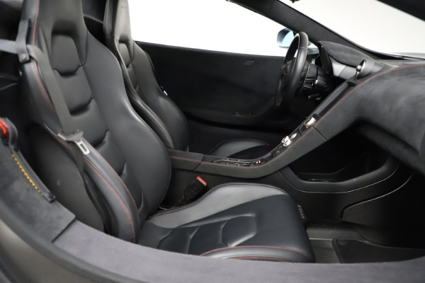 Used 2016 McLaren 675LT Spider for sale $275,900 at Bugatti of Greenwich in Greenwich CT 06830 26