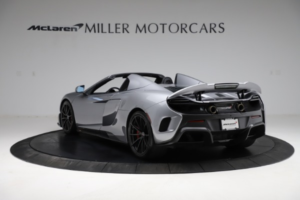 Used 2016 McLaren 675LT Spider for sale $275,900 at Bugatti of Greenwich in Greenwich CT 06830 4