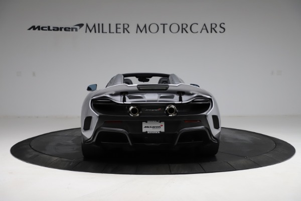 Used 2016 McLaren 675LT Spider for sale $275,900 at Bugatti of Greenwich in Greenwich CT 06830 5