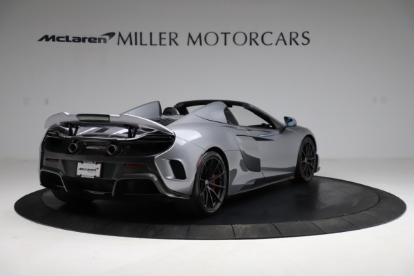 Used 2016 McLaren 675LT Spider for sale $275,900 at Bugatti of Greenwich in Greenwich CT 06830 6