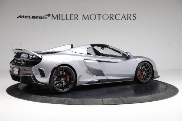Used 2016 McLaren 675LT Spider for sale $275,900 at Bugatti of Greenwich in Greenwich CT 06830 7