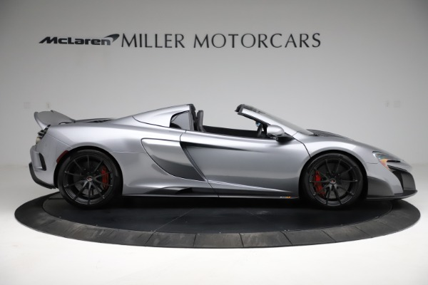 Used 2016 McLaren 675LT Spider for sale $275,900 at Bugatti of Greenwich in Greenwich CT 06830 8