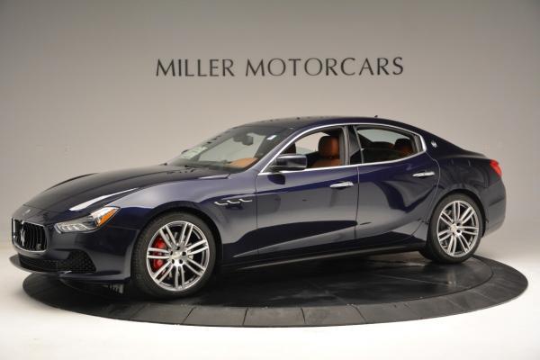 New 2016 Maserati Ghibli S Q4 for sale Sold at Bugatti of Greenwich in Greenwich CT 06830 2