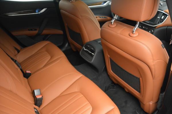 New 2016 Maserati Ghibli S Q4 for sale Sold at Bugatti of Greenwich in Greenwich CT 06830 25