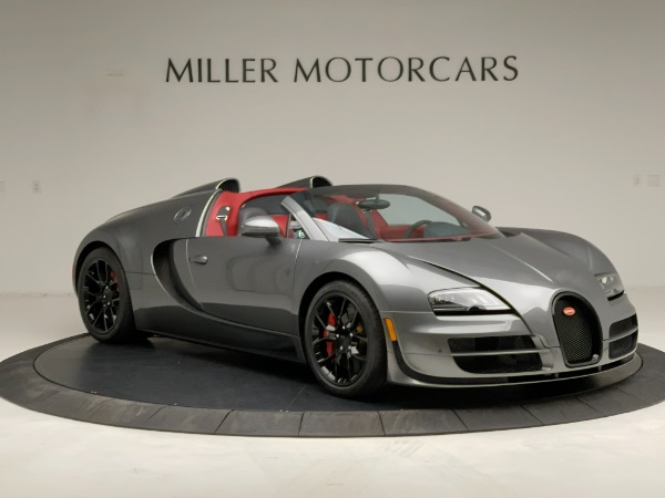 Used 2013 Bugatti Veyron 16.4 Grand Sport Vitesse for sale Call for price at Bugatti of Greenwich in Greenwich CT 06830 11
