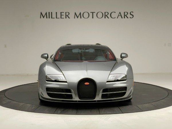 Used 2013 Bugatti Veyron 16.4 Grand Sport Vitesse for sale Call for price at Bugatti of Greenwich in Greenwich CT 06830 12