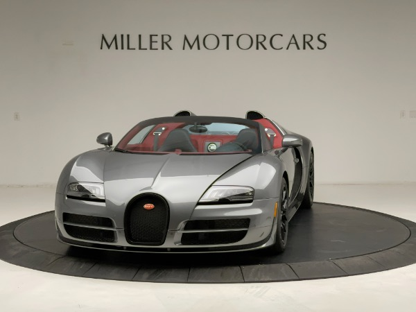 Used 2013 Bugatti Veyron 16.4 Grand Sport Vitesse for sale Call for price at Bugatti of Greenwich in Greenwich CT 06830 2
