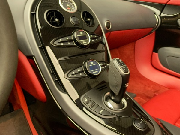 Used 2013 Bugatti Veyron 16.4 Grand Sport Vitesse for sale Call for price at Bugatti of Greenwich in Greenwich CT 06830 25