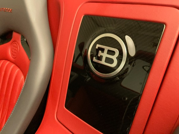 Used 2013 Bugatti Veyron 16.4 Grand Sport Vitesse for sale Call for price at Bugatti of Greenwich in Greenwich CT 06830 27