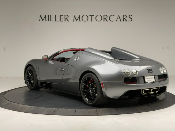 Used 2013 Bugatti Veyron 16.4 Grand Sport Vitesse for sale Call for price at Bugatti of Greenwich in Greenwich CT 06830 5